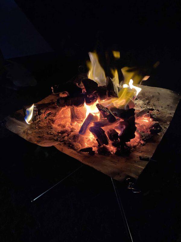 第6回 初キャンプツーリング かぶと山公園キャンプ場